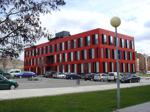 Edificio ECTB León